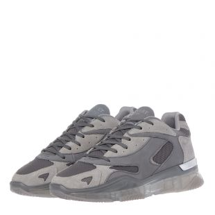 Lurus Clear Trainers - Stone