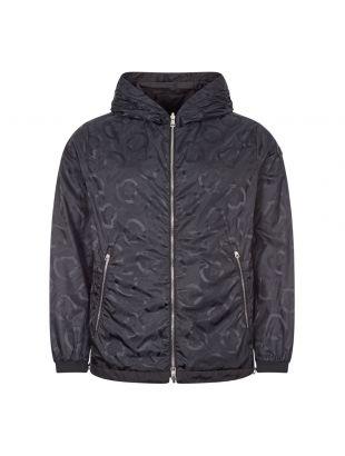 Cordier Jacket Reversible - Black