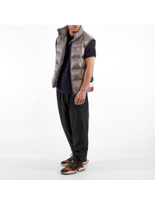 Rochefort Gilet - Grey
