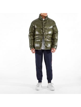 Rateau Jacket - Green