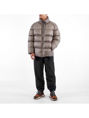 Cevenne Jacket - Silver Grey