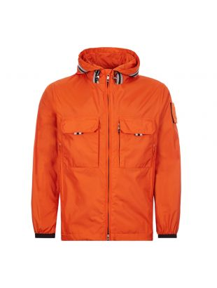 Jacket Abbe - Orange