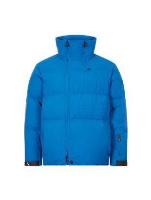 Arvier Field Jacket - Blue