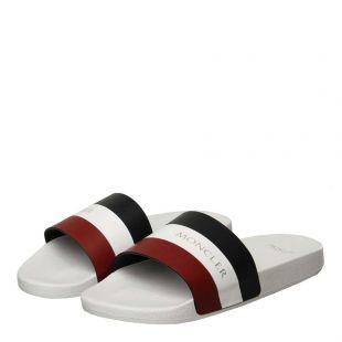 Sliders Basile - White
