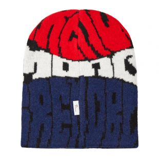 Beanie - Red / White / Blue