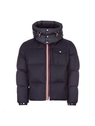 moncler brazeau jacket 1A550 00 54272 742 navy