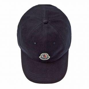 Baseball Cap – Navy