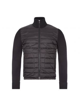 Moncler Knitted Jacket |  9B507 00 A9341 999 Black | Aphrodite 1994