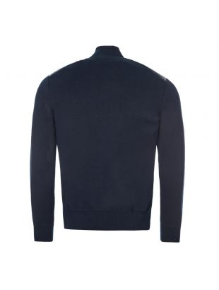 Knitted Cardigan Tricot - Navy