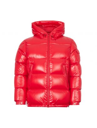 moncler ecrins jacket 1A545 00 68950 455 red