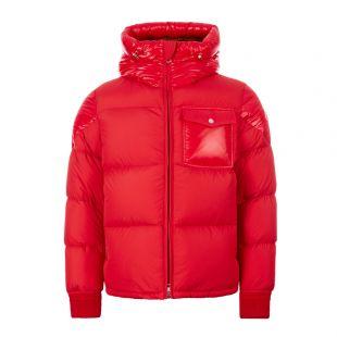 Moncler Jacket Elroy| 41874 85 53859 452 Red | Aphrodite1994