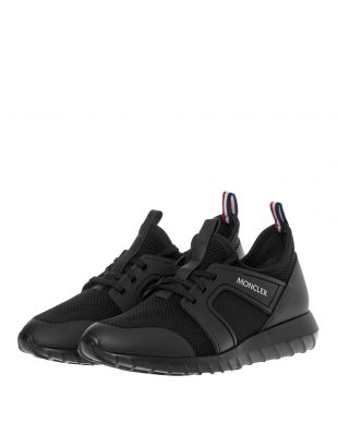 Emilien Trainers - Black