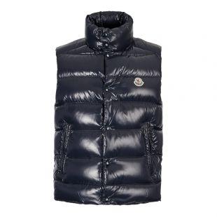 Moncler Gilet Tib Vest 43350 05 68950 742 Navy
