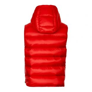 Gilet Billecart - Red