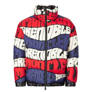 Moncler Grenoble Jacket Limmat| 41895 05 C0252 770 Red / White / Blue