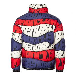 Jacket Limmat – Red / White / Blue