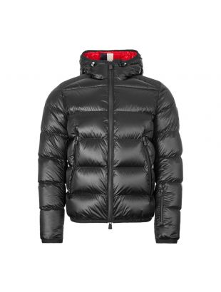 Moncler Grenoble Hintertux Jacket | 40303 05 53071 999 Black