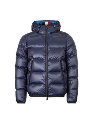 Moncler Hintertux Jacket | 40303 05 53071 743 Dark Blue