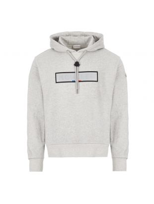Moncler Hooded Sweat | 8G714 20 8098U 910 Grey | Aphrodite1994