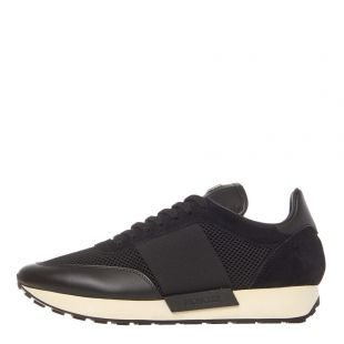Moncler Trainers Horace 10191 00 01AK0 999 Black