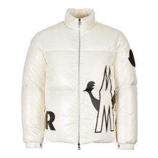 Moncler Jacket Friesian 41963 55 68950 034 Cream