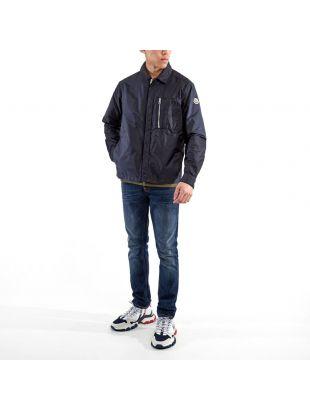 Jacket See - Navy