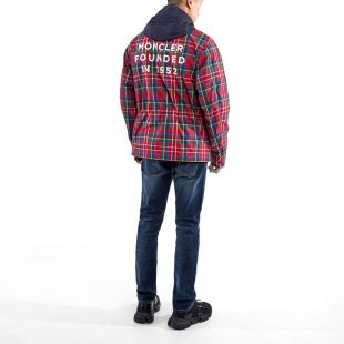Jacket Yser - Red Check