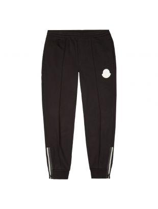 Moncler Sweatpants | 8H715 00 V8174 999 Black | Aphrodite 1994