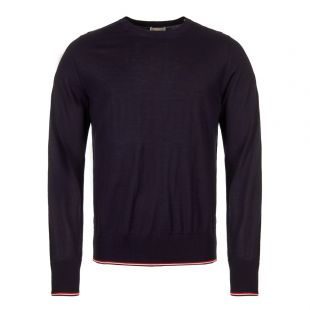 Moncler Jumper 90280 00 97988 778 in Navy