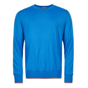 Moncler Jumper 90280 00 979BB 726 Blue