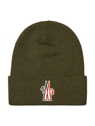 Beanie Knitted - Olive