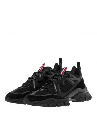 Leave No Trace Trainers - Black