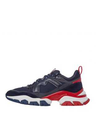 Leave No Trace Trainer - Navy / Red