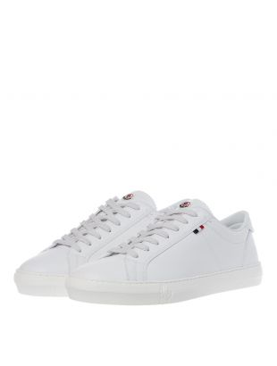 Monaco Trainer - White