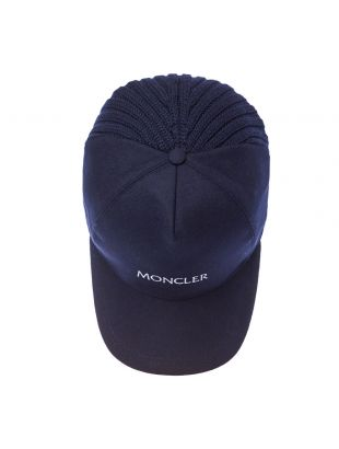 Cap Knitted - Navy