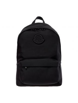 Moncler Pierrick Backpack | 5A7040002SAY999 Black | Aphrodite 1994