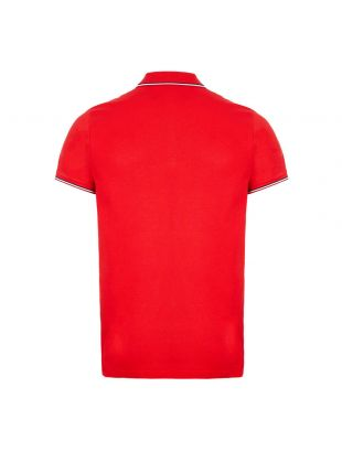 Polo Shirt - Red Tipped