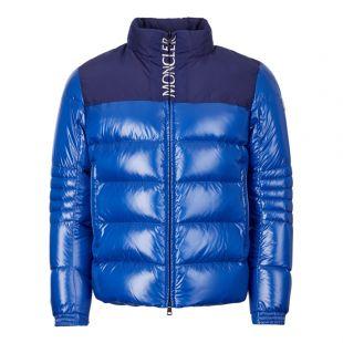 Moncler Jacket Bruel 41826 85 68950 73L Blue