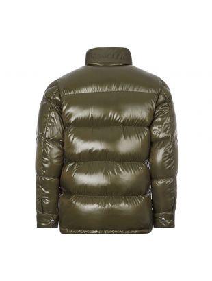 Rateau Jacket - Green