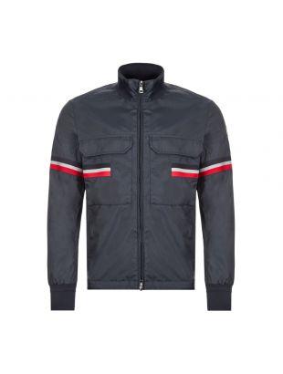 Moncler Jacket Seine | Navy 1A707 00 68352 775 | Aphrodite
