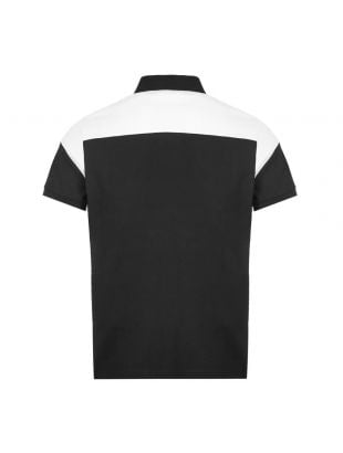 Manica Polo Shirt - Black