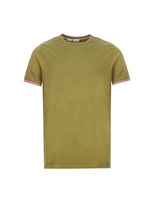Moncler T-Shirt | 8C716 00 87296 829 Green | Aphrodite1994