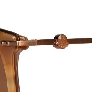 Sunglasses - Retro Brown