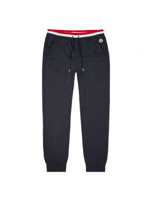 Moncler Sweatpants 8H704|00|V8007|778 In Navy At Aphrodite Clothing