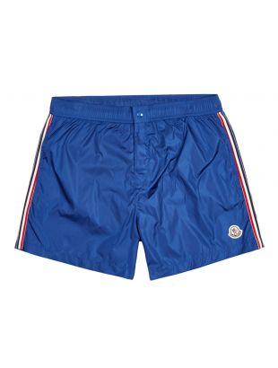 moncler swim shorts 2O707 00 53326 73L blue