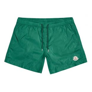 Moncler Swim Shorts | 2C708 00 53326 869 Green
