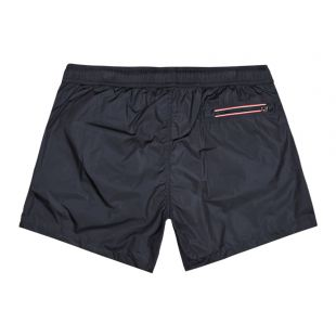 Swim Shorts Logo - Navy