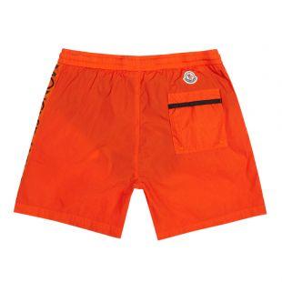 Swim Shorts - Orange