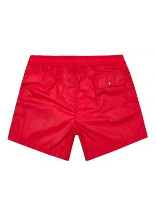 Swim Shorts - Dark Red