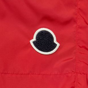 Swim Shorts - Navy/Red/White